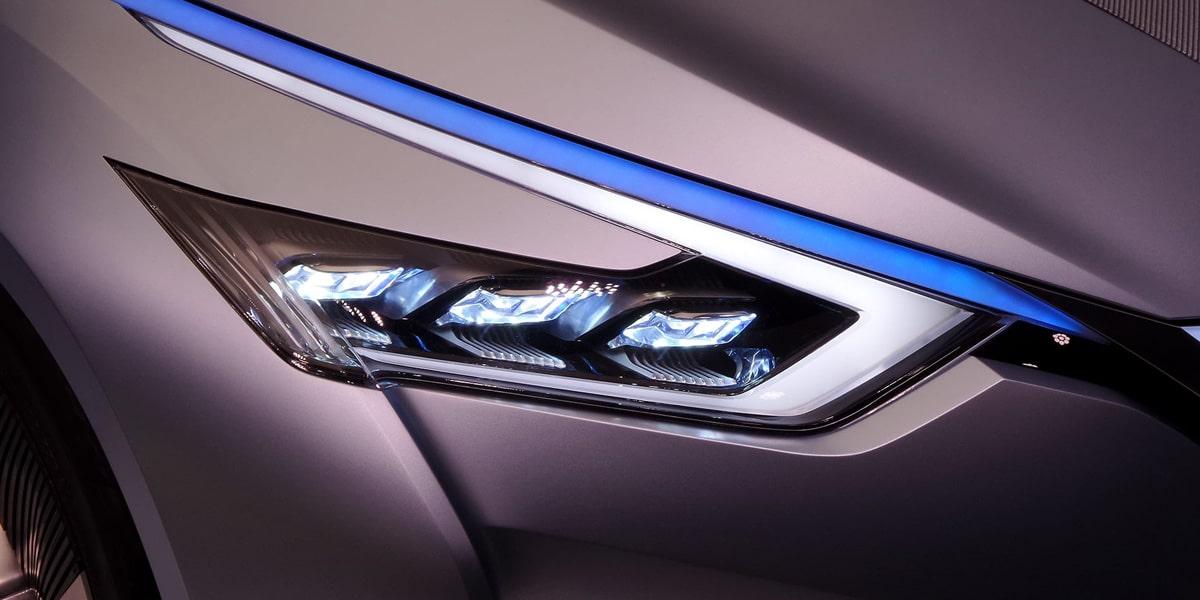 Halogen Xenon LED Laser Licht