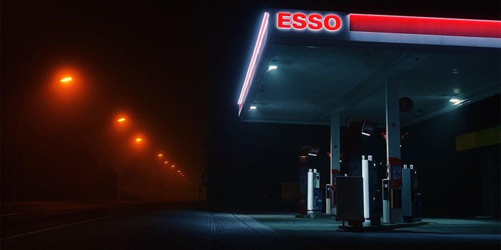 Bei Esso kann man drei unterschiedliche Tankkarten beziehen.