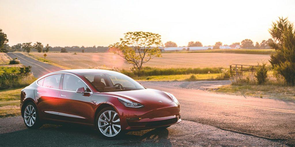 Tesla-Modelle müssen als Firmenwagen mit 0,5% versteuert werden.