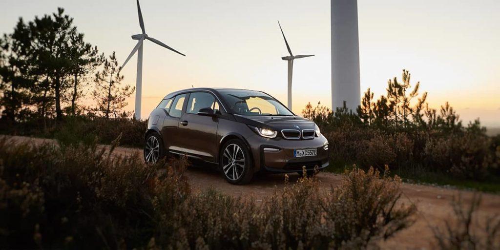 Elektroauto BMW i3 als Firmenwagen