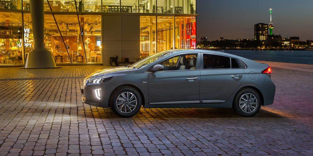 Der Hyundai Ioniq 3 in der Elektrovariante für den Fuhrpark
