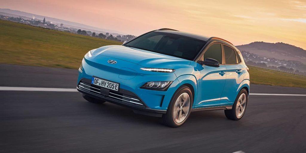 Hyundai Kona Elektro als Teil Ihrer E-Flotte