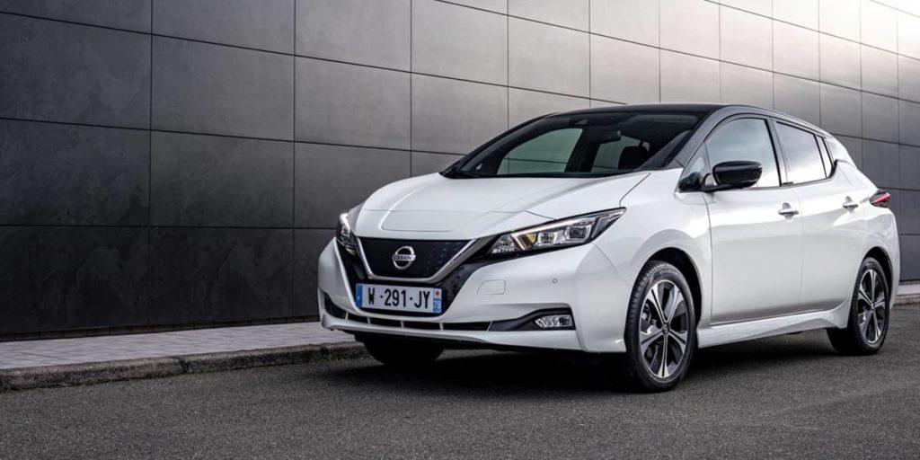 Der Nissan Leaf ist ein optimaler Dienstwagen