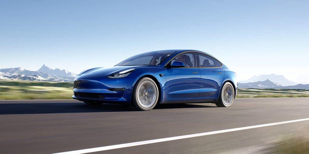 Tesla Model 3 gibt es auch als Firmenwagen Leasing