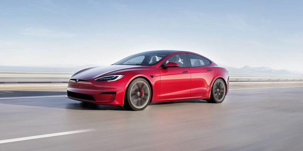 Das Tesla Model S als E-Auto Dienstwagen für die Führungsetage