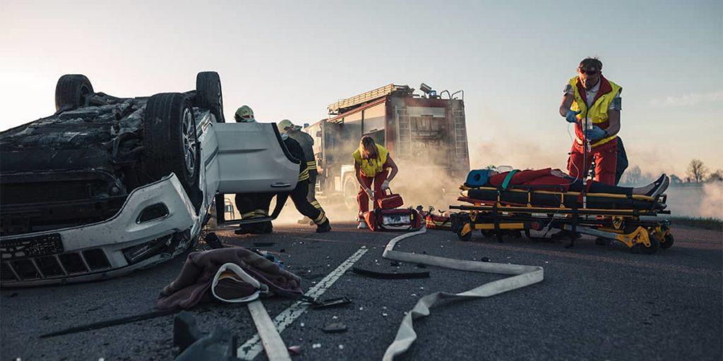 Den Unfallhergang korrekt beschreiben